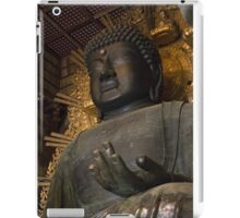 Todaiji Buddha iPad Case/Skin