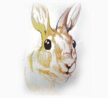 Rabbit Print Kids Clothes