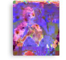acid saint.png Canvas Print
