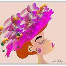 Miss Belvedere by IrisGelbart
