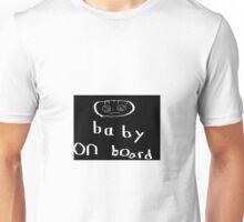 stewie on board Unisex T-Shirt