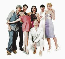 OUAT - Cast by Duha Abdel.