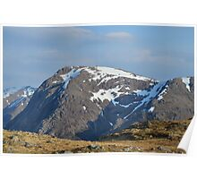 Top of the Buchaille Poster