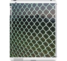 stonehenge chainlink  iPad Case/Skin