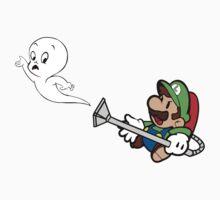 Luigi V Casper Kids Tee