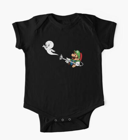 Luigi V Casper One Piece - Short Sleeve