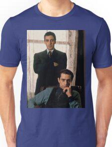 The Godfather - Al Pacino, Robert De Niro Unisex T-Shirt