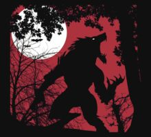 Sabrewulf [Red] by HTM77