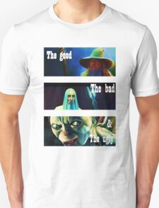 the good, the bad and the smeagol T-Shirt