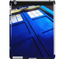 doctor who tardis case iPad Case/Skin