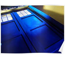 doctor who tardis case Poster