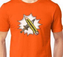 The Pen Is Mightier Unisex T-Shirt