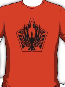 BSG Colonial Fleet Logo T-Shirt