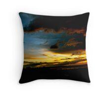 Panoramic Throw Pillow