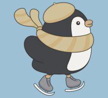 minu, the penguin One Piece - Short Sleeve