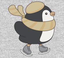 minu, the penguin One Piece - Long Sleeve