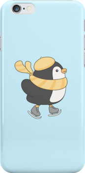 minu, the penguin by kimvervuurt