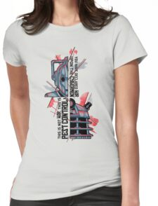 Enemies Womens Fitted T-Shirt