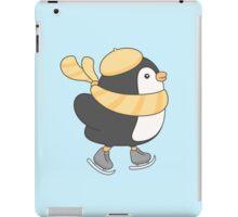minu, the penguin iPad Case/Skin