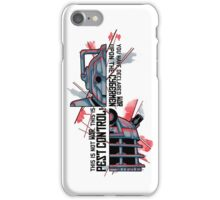 Enemies iPhone Case/Skin