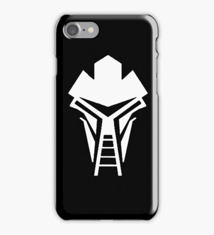 Cylon Mask iPhone Case/Skin