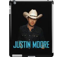 justin moore iPad Case/Skin