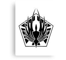 Colonial Fleet Logo  Canvas Print