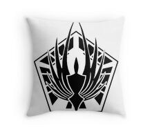 Colonial Fleet Logo  Throw Pillow