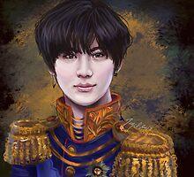 Prince Taemin by NIQELS