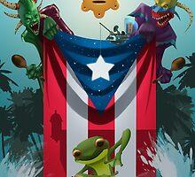 La Bandera by HAHillustration