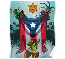 La Bandera Poster