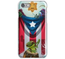 La Bandera iPhone Case/Skin