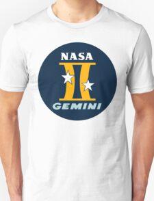 Gemini Program Patch T-Shirt