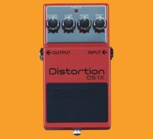 DISTORTION PEDAL by rule30