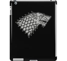 House Stark sigil - Dire Wolf iPad Case/Skin