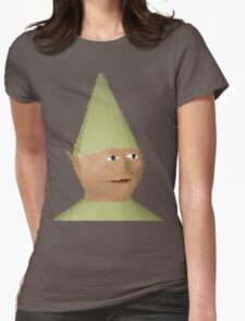 Gnome Child Womens Fitted T-Shirt