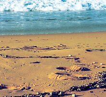 Summer Sand by Amber Elen-Forbat