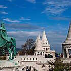 St. Stephen & Fisherman's Bastion by phil decocco