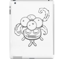 Gloom de los Muertos | Pokemon & Day of The Dead Mashup iPad Case/Skin