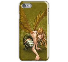 Croching Faery iPhone Case/Skin