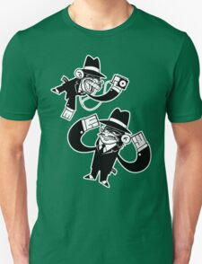 Köpke Chara Collection - Mafia Monkeys Unisex T-Shirt