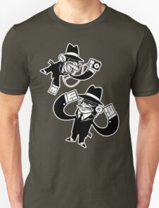Köpke Chara Collection - Mafia Monkeys Unisex T-Shirt