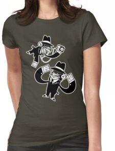 Köpke Chara Collection - Mafia Monkeys Womens Fitted T-Shirt