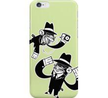 Köpke Chara Collection - Mafia Monkeys iPhone Case/Skin