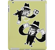 Köpke Chara Collection - Mafia Monkeys iPad Case/Skin