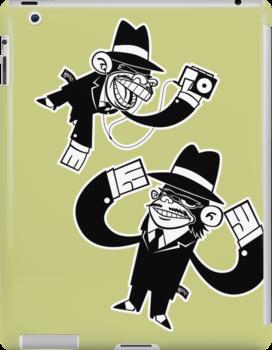 Köpke Chara Collection - Mafia Monkeys by kopke