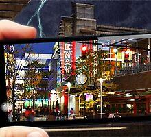Through a Google Glass Darkly by William Black