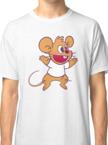 Köpke Chara Collection - Mouse Jump! Classic T-Shirt