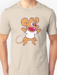 Köpke Chara Collection - Mouse Jump! T-Shirt