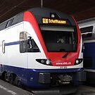 Swiss train by magiceye